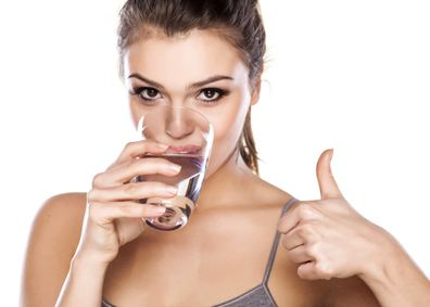 how to eliminate excess liquids