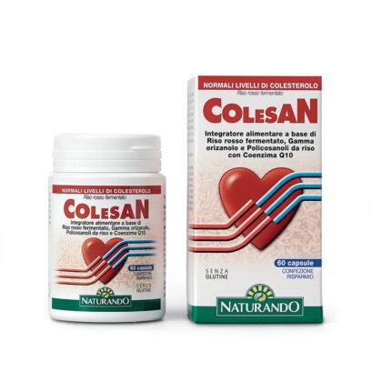 Colesan 60 capsules