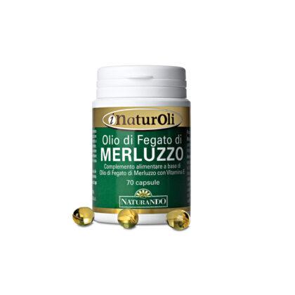 NATUROLI Olio di fegato di Merluzzo