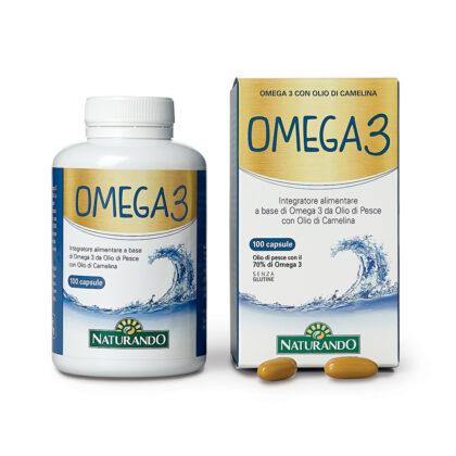OMEGA3 integratore