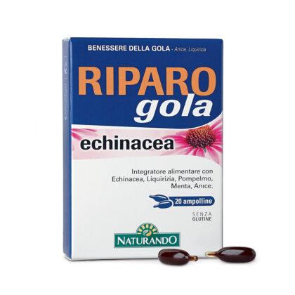 Riparo Gola Echinacea