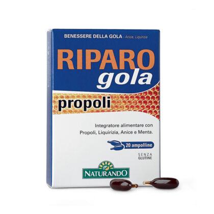 Riparo Gola Propoli