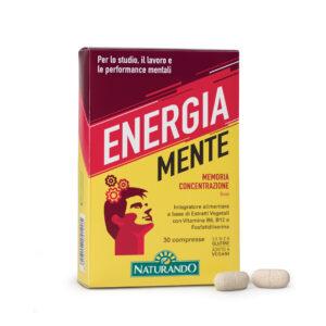 energetico per la mente